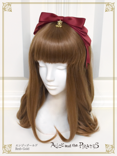 Center ribbon head bow